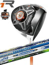 Taylormade R1 Driver TourAD/Diamana/ATTAS Shaft [Taylormade JAPAN]