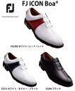52*** foot Joey golf shoes boa boa FJ ICON Boa footjoy icon fs3gm