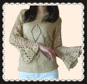 Knit Topps who has a cute key knitting flare sleeve