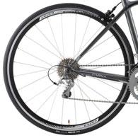 Khodaa Bloom(コーダブルーム) 2017年モデル FARNA 700F SHIMANO TIAGRA (ファーナ700F) 完成車[フラットバーロード][ロードバイク・ロードレーサー] 【自転車安全整備士による完全組立・点検整備の完成車】