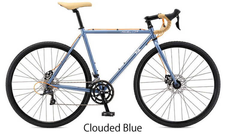FUJI(フジ)FEATHER CX PLUS (フェザーCXプラス)クラウディッドブルー