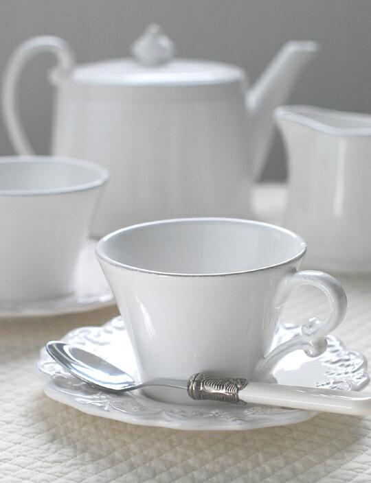 Trianon blanc c s cote table - Cote table vaisselle ...