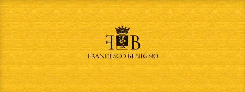 FRANCESCO BENIGNO / フランチェスコべニーニョ