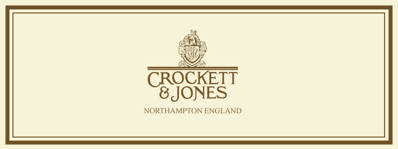 Crockett & Jones ���?�åȡ����硼��