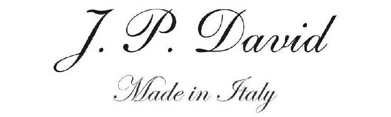 JP David / ジェイピーデビット Made in Italy/イタリア製