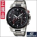 The Casio, CASIO EDIFICE the edifice the mens watch EQW-A1200DB-1AJF fs3gm