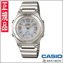 Casio solar radio watch WAVE CEPTOR [Waveceptor] ladies watch LWA-M141D-7AJF fs3gm