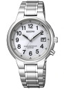 "Citizen REGUNO the Regno""solar TEC radio watch mens watch KL8-112-93"