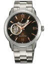 Orient star セミスケルトン automatic self-winding men's watch WZ0071DA fs3gm