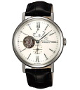 Orient star モダンクラシックスケルトン automatic self-winding men's watch WZ0131DKfs04gm