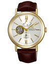 Orient star モダンクラシックスケルトン automatic self-winding men's watch WZ0141DKfs04gm