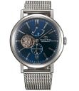 Orient star モダンクラシックスケルトン automatic self-winding men's watch WZ0151DKfs04gm