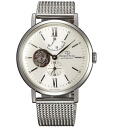 Orient star モダンクラシックスケルトン automatic self-winding men's watch WZ0161DKfs04gm