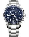 VICTORINOX classic men's watch Chrono Classic 241497 fs3gm