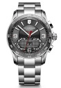 VICTORINOX mens watch CHRONO CLASSIC 1 / 100 241618 fs3gm
