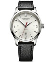 New VICTORINOX [Victorinox, mens watch ALLIANCE MECHANICAL 241666 2014