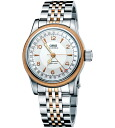 ORIS aviation big Crown pointer date automatic winding watch 754 7543 43 1024 fs3gm