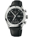 674 7661 41 ORIS モータースポーツアーティックス GT chronograph self-winding watch watch 74Dfs3gm