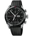 ORIS motor sport antics GT chronograph automatic winding watch 674 7661 44 34R fs3gm