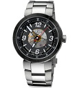 ORIS motor sport TT1 skeleton automatic winding watch 733 7668 41 14mp fs3gm