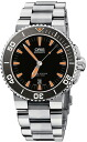 ORIS [Oris] diving aquis date mens watch Ref.733.7653.4159M