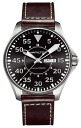 HAMILTON Hamilton khaki pilot automatic 46mm men's watch self-winding watch H64715535 fs3gm