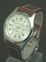 HAMILTON Hamilton Khaki field auto 38 mm men's watch H70455553 fs3gm