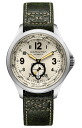 HAMILTON Hamilton khaki QNE 42mm men's watch H76655723 fs3gm