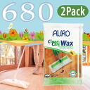 I'm sure someone would tell! My House is a beautiful secret!  AURO (aura) No.680 natural flooring wax sheet 2 Pack (1 Pack 10 sheets input)