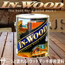 Inwood penetration of wood protection paints 1 gallon cans (3.8 L pieces)
