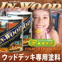 Inwood penetration of wood protection paints 1 gallon cans (3.8 L pieces) 2 pieces