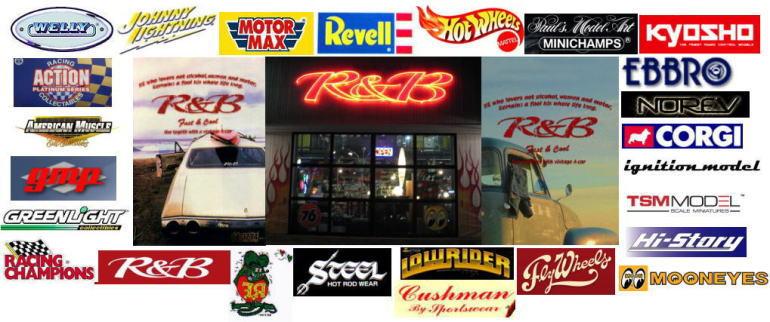 R&Bミニカー楽天市場店:国内外の新製品ミニカーをお手頃プライスで販売
