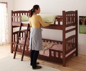 コンパクト分割式2段ベッド