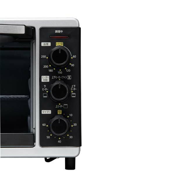 アイリスオーヤマ コンベクションオーブン PFC-D15A-W ホワイト