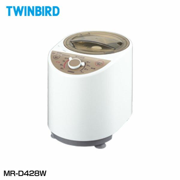 �ĥ���С��ɡ�TWINBIRD�� ����ѥ������ƴ����Ƹ��� MR-D428W �ۥ磻�ȡ�D��