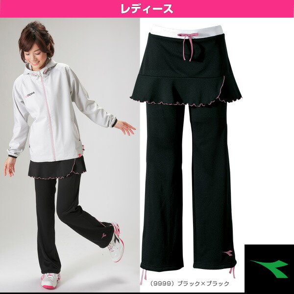 【2013年春夏モデル】【ポイント10倍】【送料無料】W ライトニットスコートパンツ