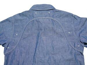 770WS フェローズ シャツ