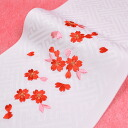 485 yen (excluding tax) two or more in the Bill for children half-collar made in Japan (Han-ERI) white kabukichō wedding new year's 3-year-old 7-year-old kimono 被布 before taking children kids white embroidered Han-ERI embroidered kimono