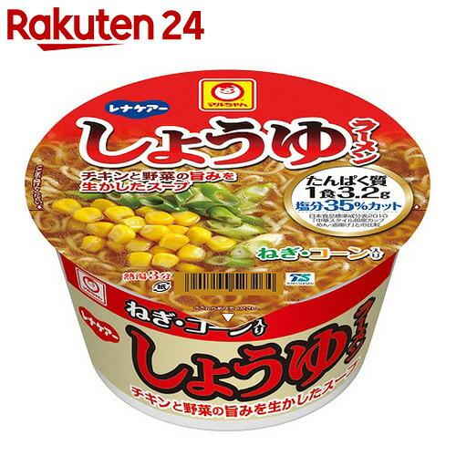 日清レナケアーマルちゃんしょうゆラーメン72.2g