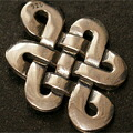 エンドレスノット 法具 チベット アクセサリー