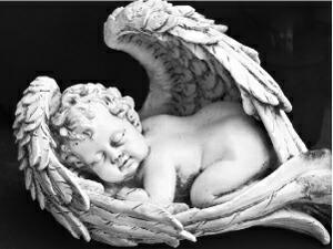 天使アクセサリー