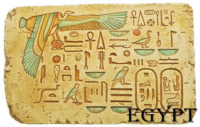 エジプト文明アンクアクセサリー