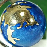 ミュージカルボール 地球儀