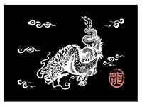 龍(ドラゴン)説明カード