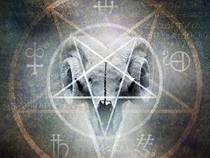 冥界の邪神バフォメット