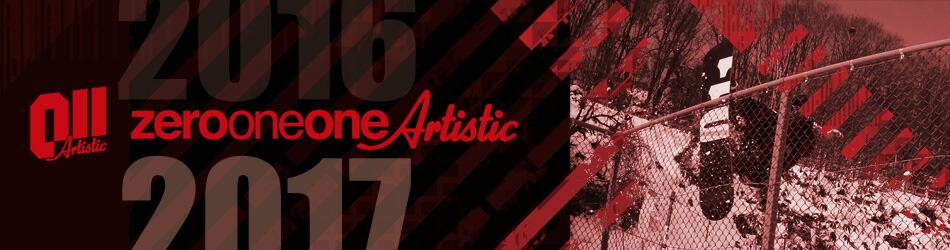 011 artistic 16-17 NEW MODEL ͽ�������