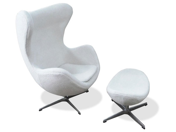 エッグチェア Arne Jacobsen Egg Chair アルネ・ヤコブセン ファブリック