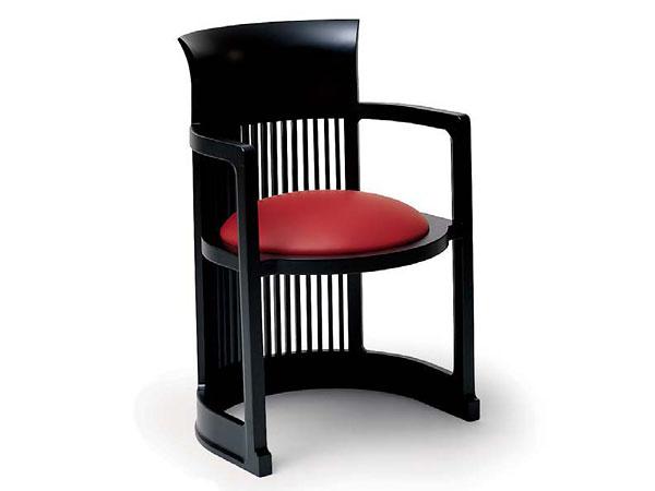 バレルチェア Frank Lloyd Wright Barrel Chair フランク・ロイド・ライト