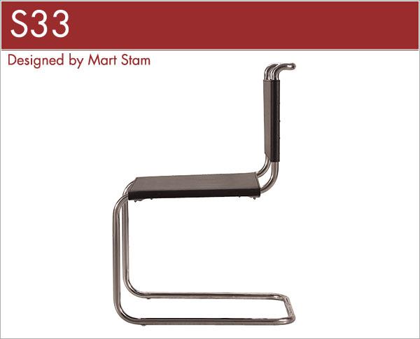S33 マルト・スタム Mart Stam