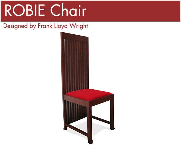 ROBIEチェア Frank Lloyd Wright フランク ロイド ライト